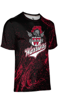 Load image into Gallery viewer, Weber High School: Men's Customizable Fan-Shirt - Splatter (Black)