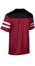 Load image into Gallery viewer, Weber High School: Men's Customizable Fan-Shirt - Game Time (Red)