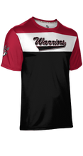 Load image into Gallery viewer, Weber High School: Men's Customizable Fan-Shirt - Prime (Red)