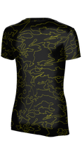 Load image into Gallery viewer, Roy High School: Women's Customizable T-Shirt - Topography