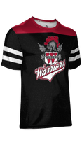 Load image into Gallery viewer, Weber High School: Men's Customizable Fan-Shirt - Game Time (Black)