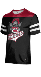Weber High School: Men's Customizable Fan-Shirt - Game Time (Black)