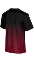 Load image into Gallery viewer, Weber High School: Men's Customizable Fan-Shirt - Ombre (Black)