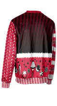 Load image into Gallery viewer, Weber High School: Unisex Ugly Holiday Sweater - Decoration