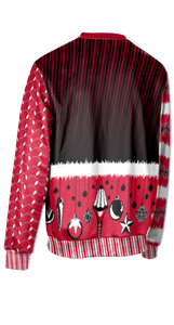 Weber High School: Unisex Ugly Holiday Sweater - Decoration