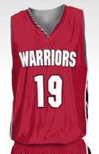Load image into Gallery viewer, Warriors Men's Replica Basketball Fan Jersey - Three Pointer