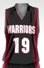 Load image into Gallery viewer, Warriors Women's Replica Basketball Fan Jersey - All Day