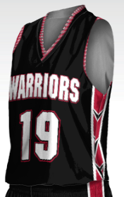 Warriors Women's Replica Basketball Fan Jersey - Three Pointer