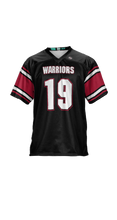 Load image into Gallery viewer, Warriors Boys' Replica Football Fan Jersey - Endzone