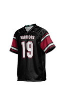 Load image into Gallery viewer, Warriors Men's Replica Football Fan Jersey - Endzone