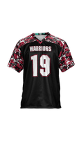 Load image into Gallery viewer, Warriors Boys' Replica Football Fan Jersey - Digital Camo