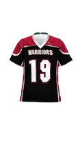 Load image into Gallery viewer, Warriors Girls' Replica Football Fan Jersey - Prime Time