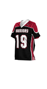 Warriors Girls' Replica Football Fan Jersey - Prime Time