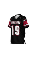 Load image into Gallery viewer, Warriors Girls' Replica Football Fan Jersey - End Zone