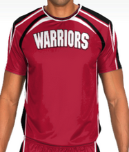 Load image into Gallery viewer, Warriors Boys' Replica Soccer Fan Jersey - Header