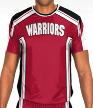Load image into Gallery viewer, Warriors Men's Replica Soccer Fan Jersey - Champion