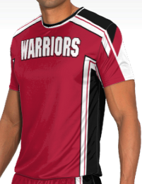 Warriors Men's Replica Soccer Fan Jersey - Champion