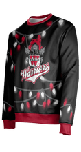 Load image into Gallery viewer, Weber High School: Unisex Ugly Holiday Sweater - Lights