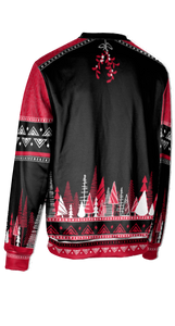 Weber High School: Unisex Ugly Holiday Sweater - Wonderland