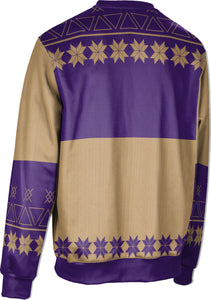 Westminster College: Unisex Ugly Holiday Sweater - Jingle