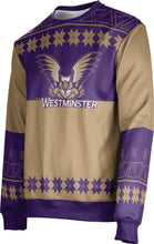 Load image into Gallery viewer, Westminster College: Unisex Ugly Holiday Sweater - Jingle