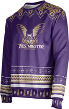 Load image into Gallery viewer, Westminster College: Unisex Ugly Holiday Sweater - Ugly Team