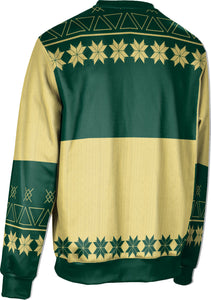 Utah Valley University: Unisex Ugly Holiday Sweater - Jingle