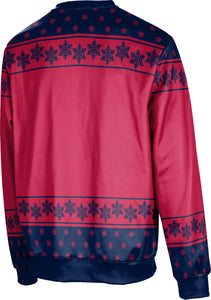 Dixie State University: Unisex Ugly Holiday Sweater - Fa-La-La-La-La