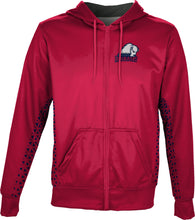 Load image into Gallery viewer, Dixie State University: Boys' Full Zip Hoodie - Geometric