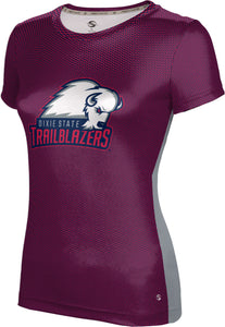 Dixie State University: Women's T-shirt - Embrace
