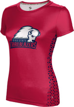 Load image into Gallery viewer, Dixie State University: Women's T-shirt - Geometric