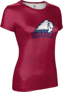 Dixie State University: Women's T-shirt - Heather