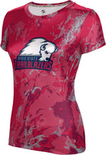 Dixie State University: Women's T-shirt - Marble
