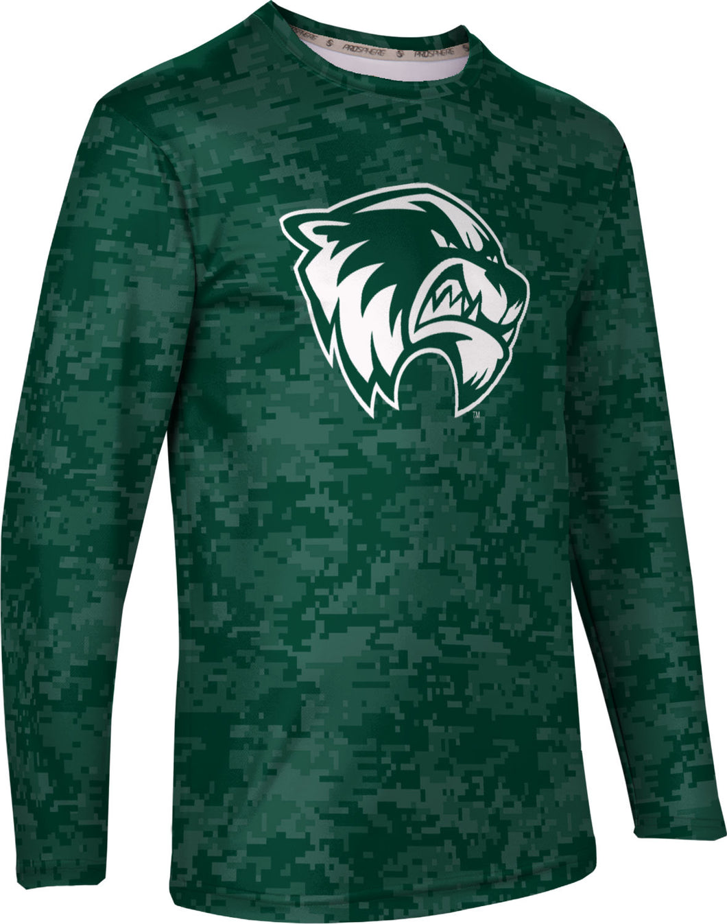 Utah Valley University: Men's Long Sleeve Tee - Digital