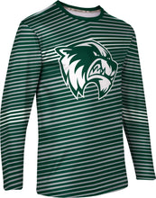 Load image into Gallery viewer, Utah Valley University: Men's Long Sleeve Tee - Vector