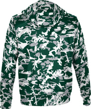 Load image into Gallery viewer, Utah Valley University: Boys' Full Zip Hoodie - Camo