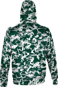 Utah Valley University: Boys' Full Zip Hoodie - Camo