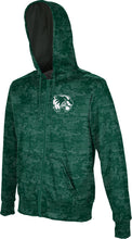 Load image into Gallery viewer, Utah Valley University: Boys' Full Zip Hoodie - Digital