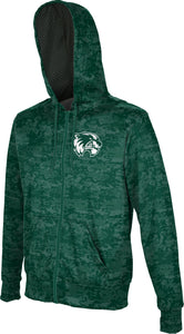 Utah Valley University: Boys' Full Zip Hoodie - Digital