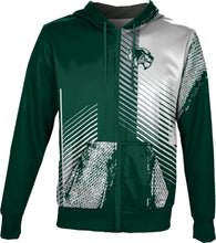 Load image into Gallery viewer, Utah Valley University: Boys' Full Zip Hoodie - Hustle
