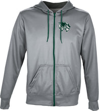 Load image into Gallery viewer, Utah Valley University: Men's Full Zip Hoodie - Second Skin