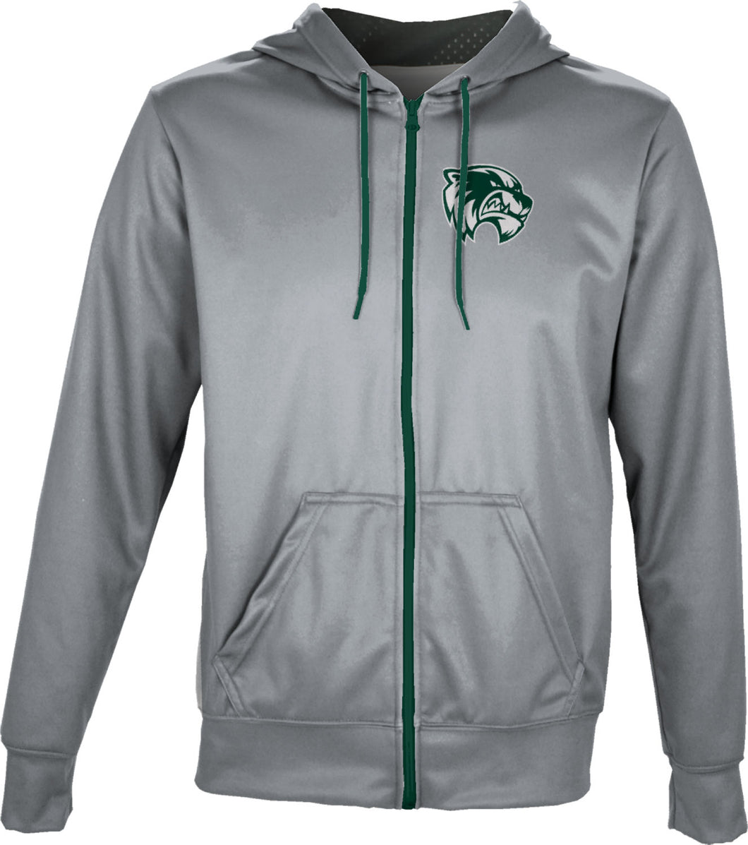 Utah Valley University: Boys' Full Zip Hoodie - Second Skin