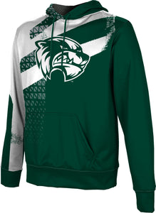 Utah Valley University: Men's Pullover Hoodie - Structure