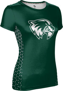 Utah Valley University: Women's T-shirt - Geometric