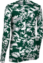 Load image into Gallery viewer, Utah Valley University: Women's Long Sleeve Tee - Camo