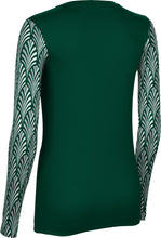Load image into Gallery viewer, Utah Valley University: Women's Long Sleeve Tee - Deco