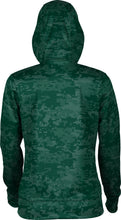 Load image into Gallery viewer, Utah Valley University: Women's Full Zip Hoodie - Digital Camo