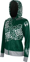 Load image into Gallery viewer, Utah Valley University: Women's Full Zip Hoodie - Foxy
