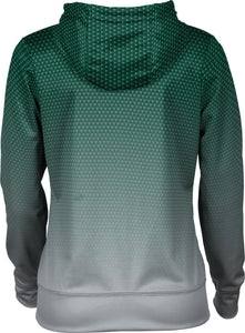 Utah Valley University: Women's Full Zip Hoodie - Zoom