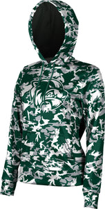 Utah Valley University: Women's Pullover Hoodie - Camo